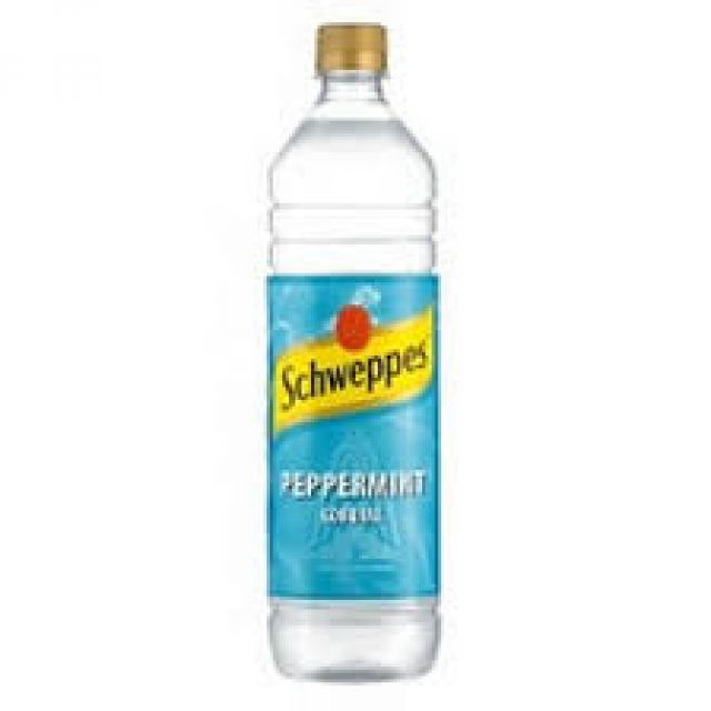 Schweppes Peppermint Cordial 1x1ltr