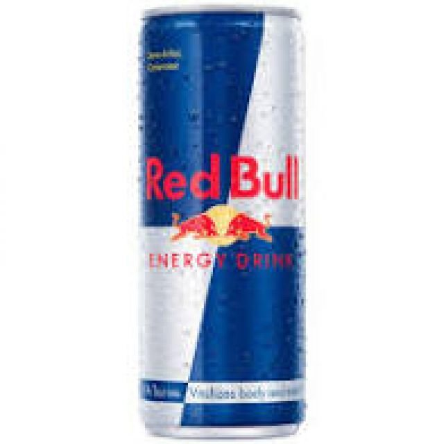 Red Bull Can 1x250ml