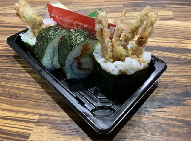 Softshell Crab Roll (4pcs)