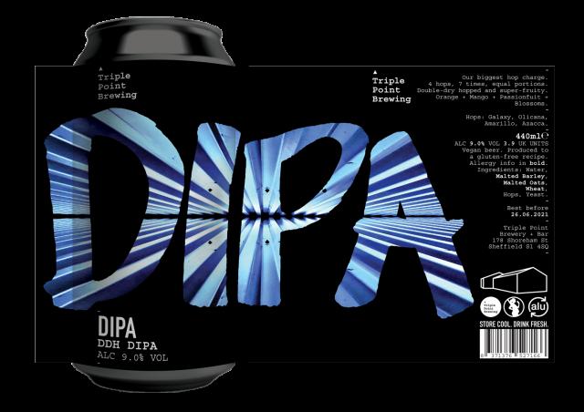 DIPA 12x440ml