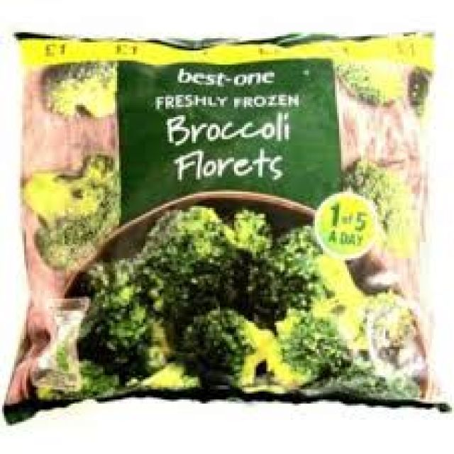 Best One Broccoli Florets 500g