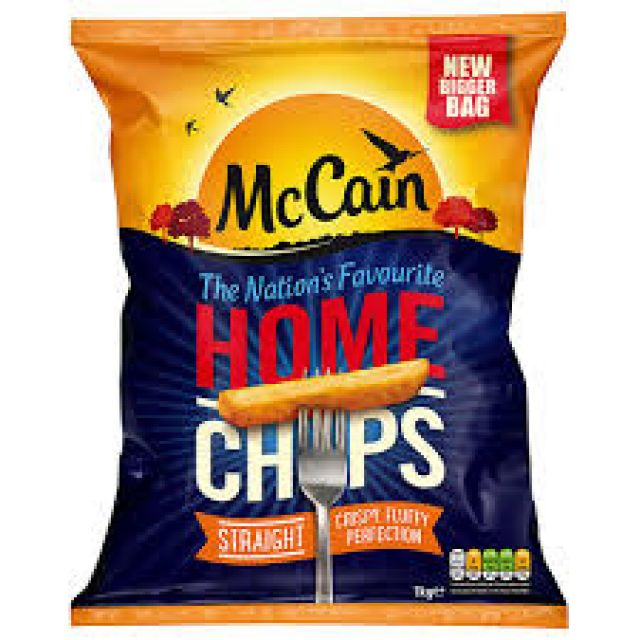 McCain Home Chips 825g