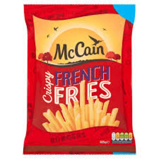 McCain French Fries 825g