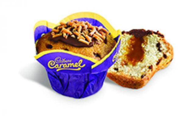 Cadbury's Caramel Muffin
