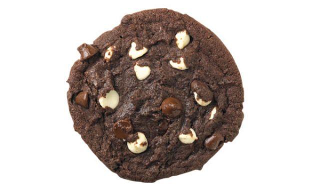 3x Double Chocolate Cookies