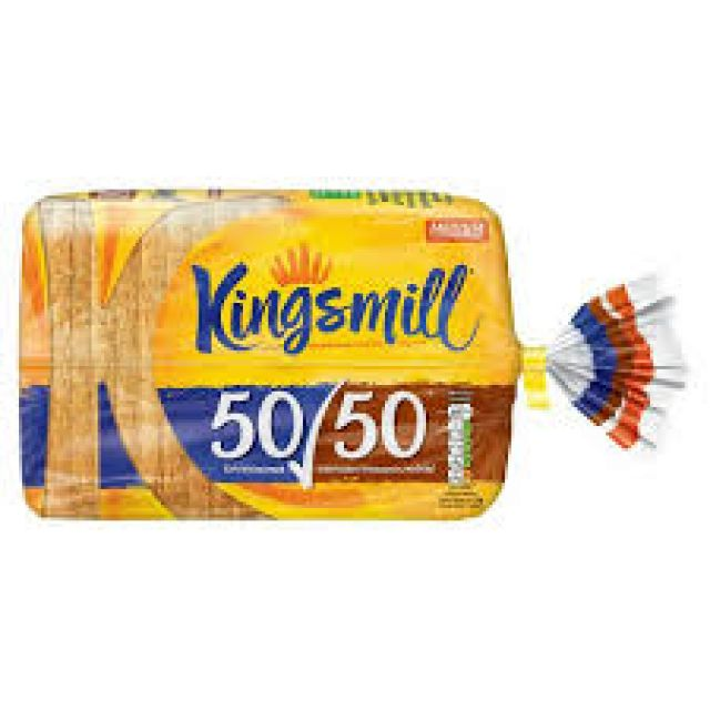 Kingsmill 50/50 Whole 800g