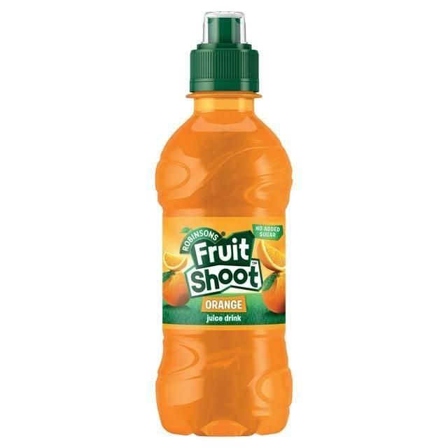Robinsons Fruit Shoot Orange 200ml Bottle