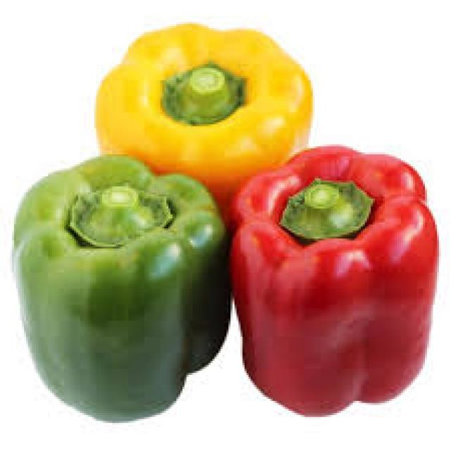 Mixed Peppers 3 Pack