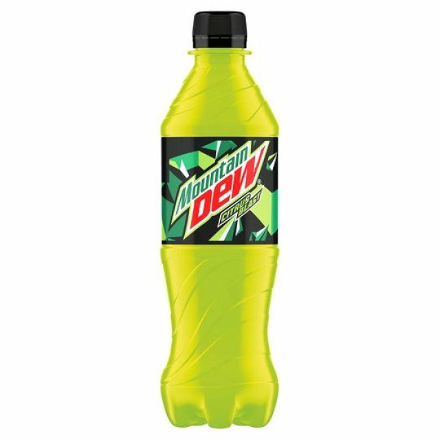 Mountain Dew 500ml Bottle