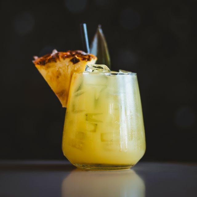 Pineapple + Mint Daiquiri