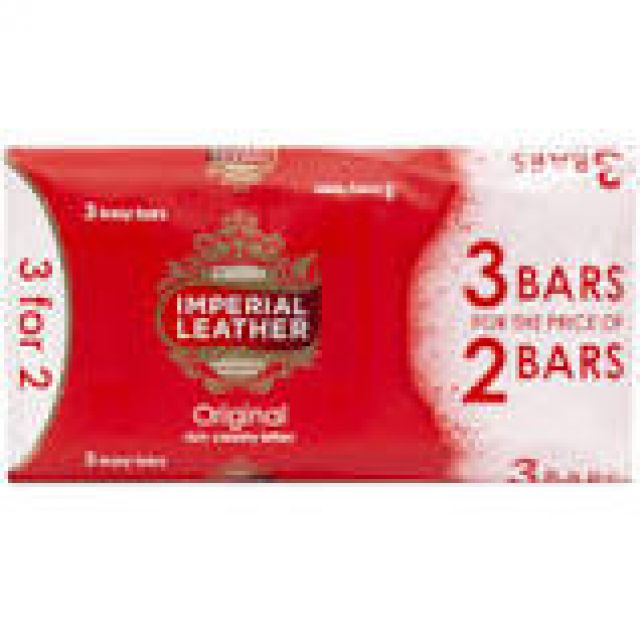 Imperial Leather Soap 3 Pack