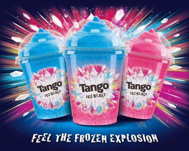 Tango Ice Blast 24/7 BP Bramall Lane