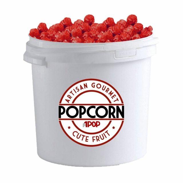 Gourmet Popcorn Large 24oz Red Cherry