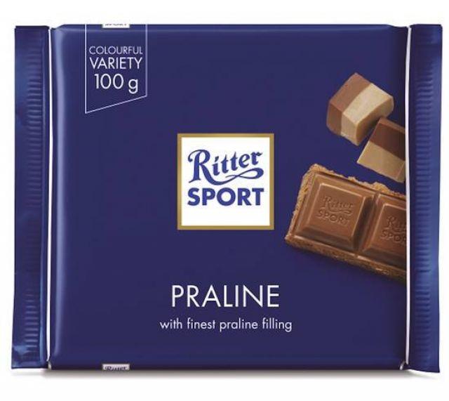 Ritter Sports Praline 100g