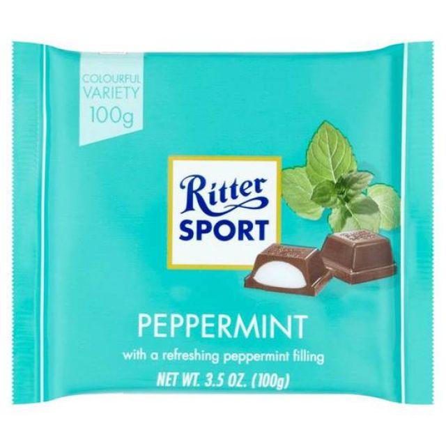 Ritter Sports Peppermint 100g