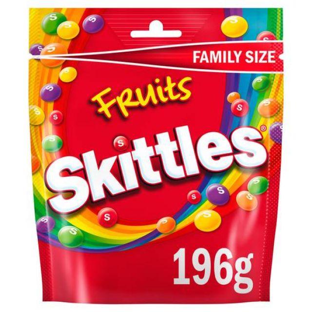 Skittles Fruits  196g