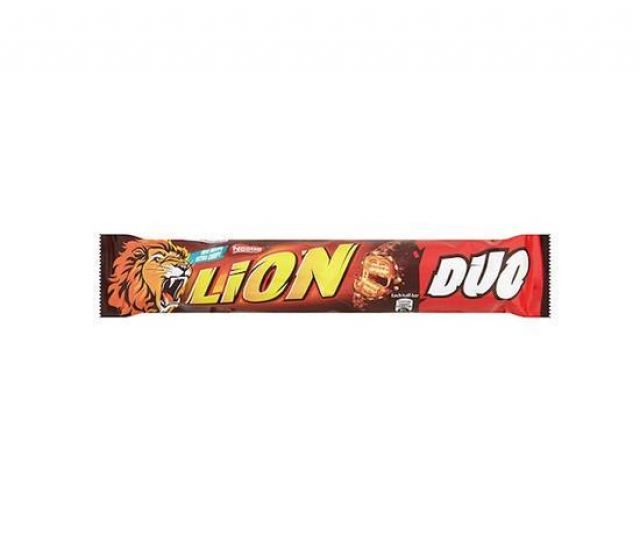 Nestle Lion Duo 60g