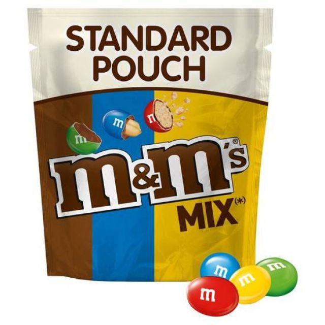 M&Ms Mixed 128g