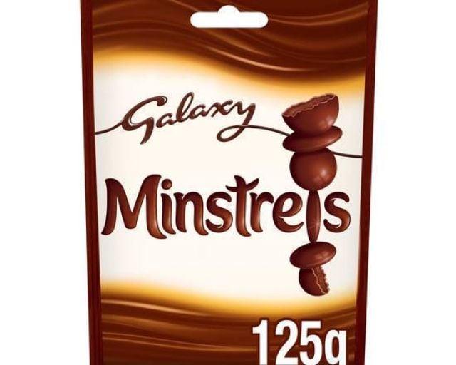 Galaxy Minstrels 125g