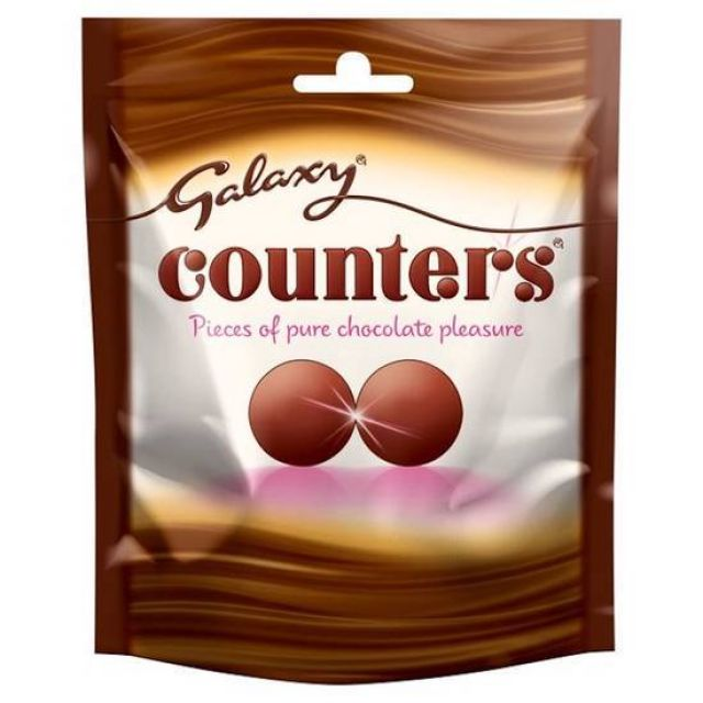 Galaxy Counters 125g