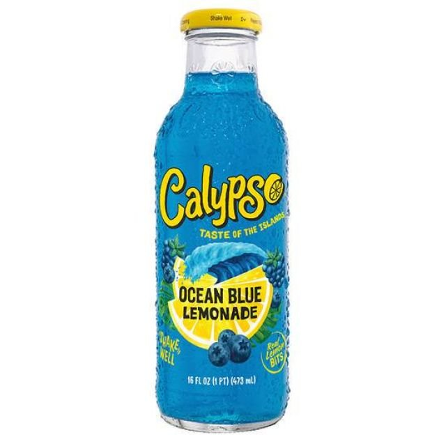 Calypso Ocean Blue Lemon 473 ml