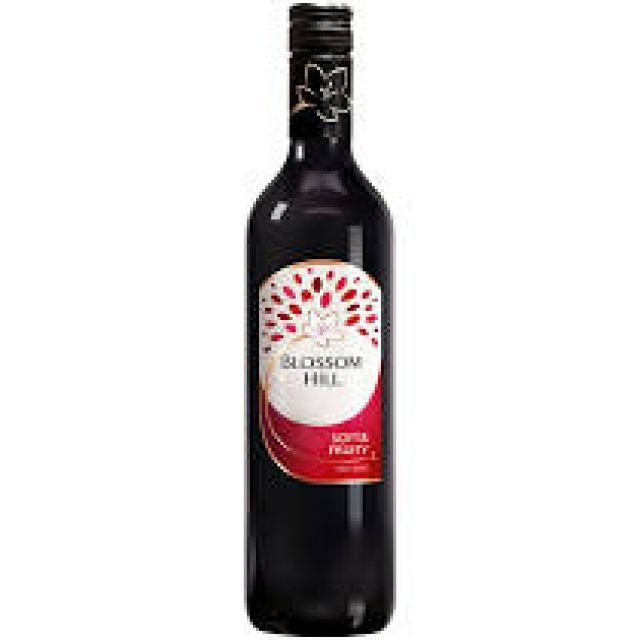 Blossom Hill Red Wine  750ml