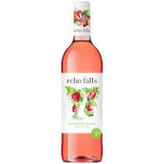 Echo Falls Strawberry & Lime 75cl