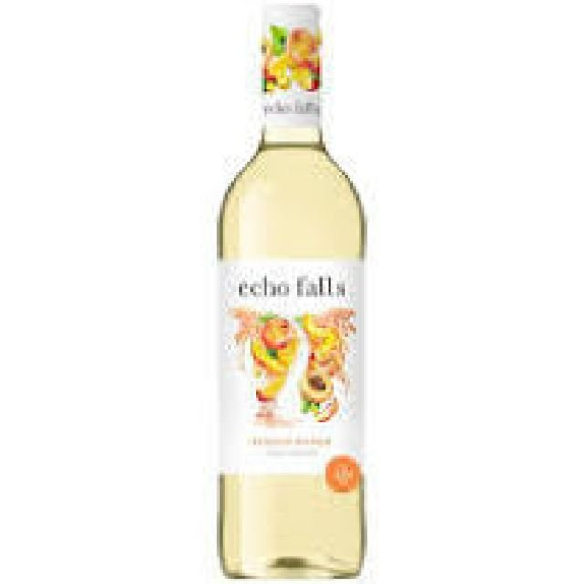Echo Falls White Fruit Fusion with Peach & Mango 75cl