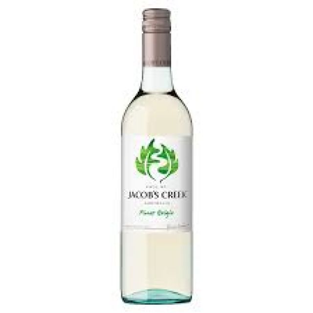 Jacobs Creek Pinot Grigio 75cl