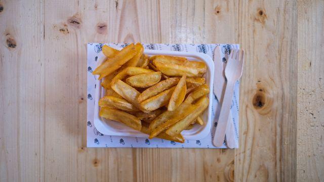Naked Fries