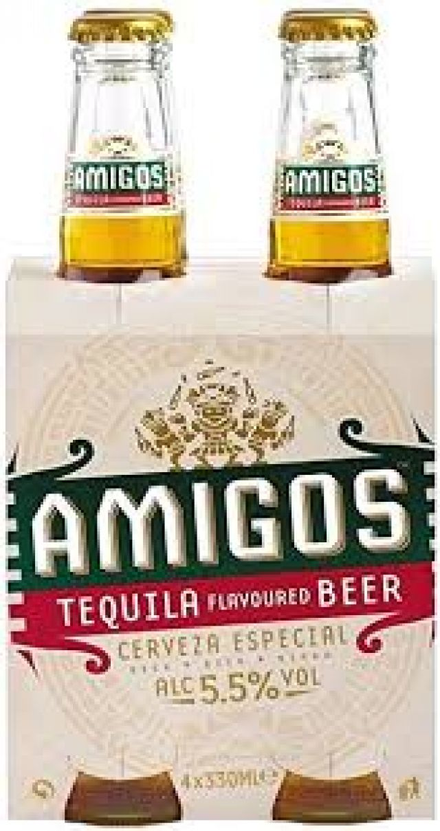 Amigos 33cl - 4 Pack