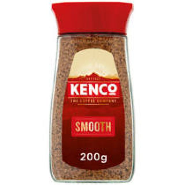 Kenco  Coffee (Smooth Well-Rounded Medium Roast 100g) PM