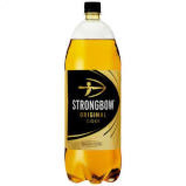strongbow 2ltr