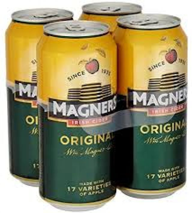 Magners Original apple 4 Cans x440ml