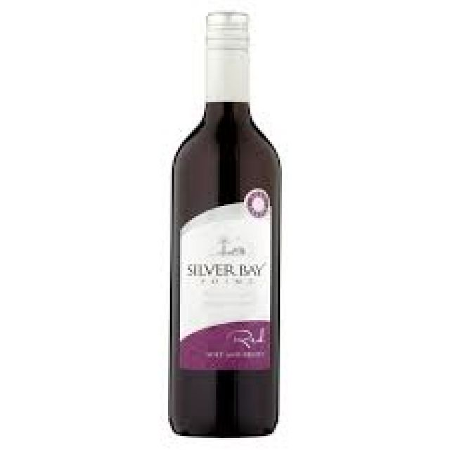 Silver Bay Red 75cl