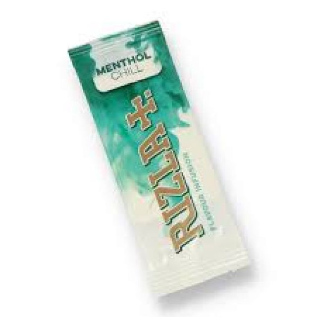Rizla Flavour Infusion Menthol Chill flavour Card X 1