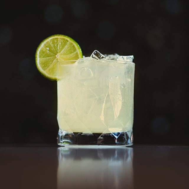 French Melon Margarita