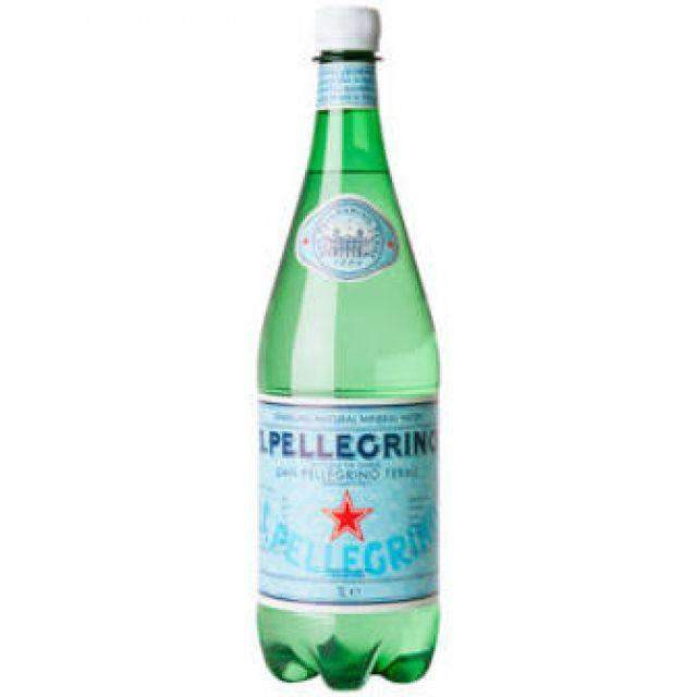 San Pellegrino Sparkling Water (MorMor)