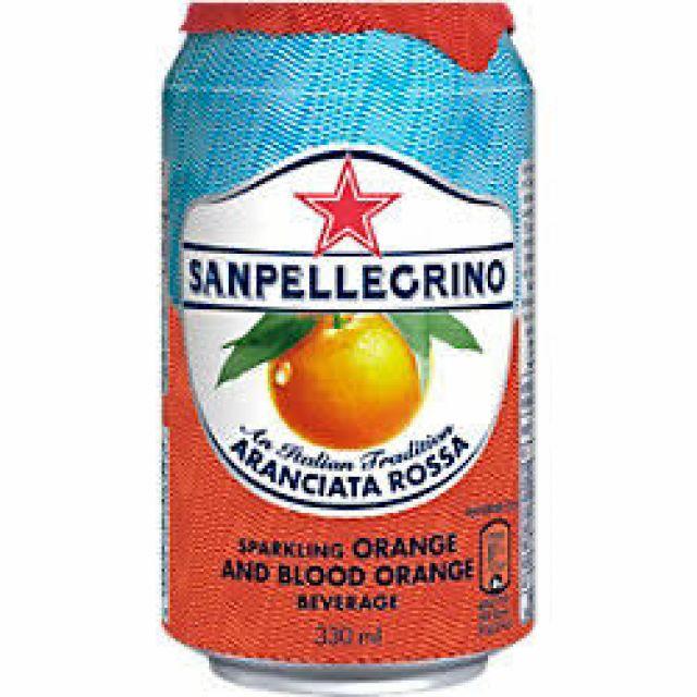 San Pellegrino Blood Orange (Yoki)