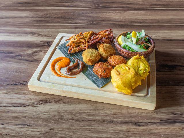 Vegan Platter For Two