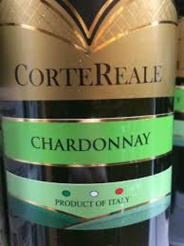 6 Bottles of Corte Reale Chardonnay 75cl