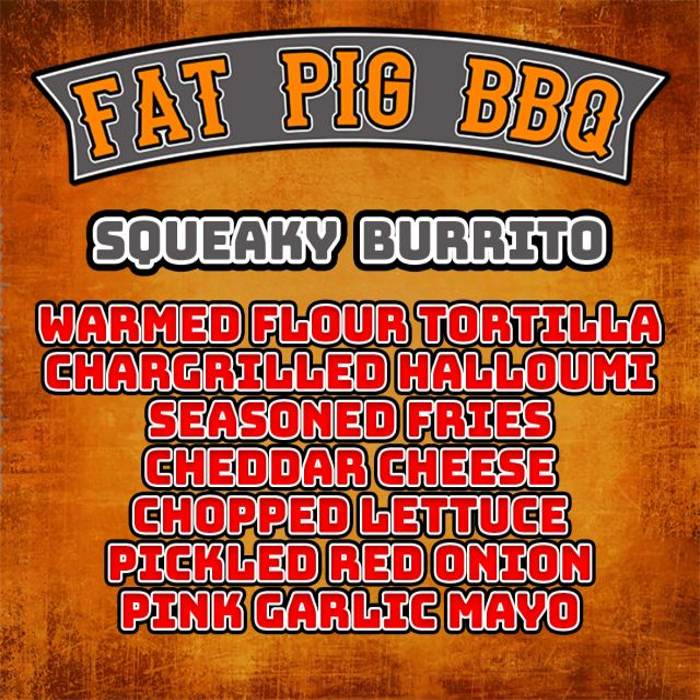 Squeaky Burrito