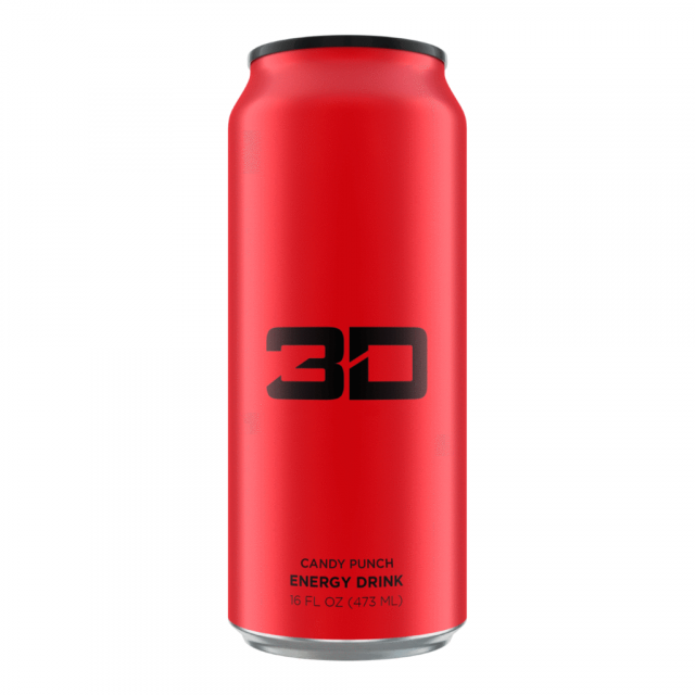 3D Energy Drink Candy 473ml