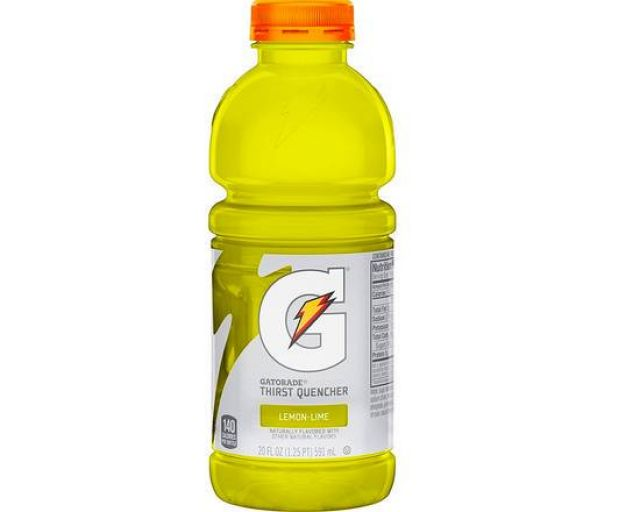 Gatorade Lemon-Lime 591ml