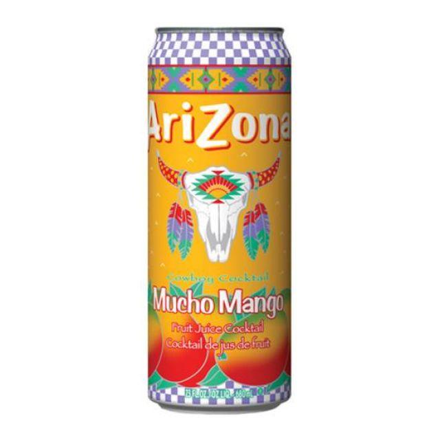 Arizona Half & Half Iced Tea Mango 680ml