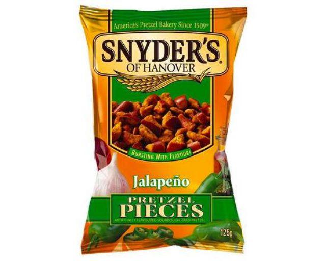 Snyder's Pretzel Pieces Jalape