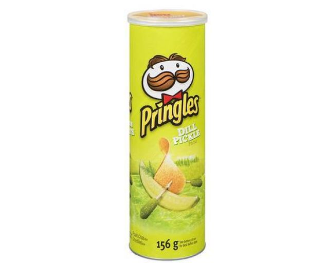 Pringles Dill Pickle 169g
