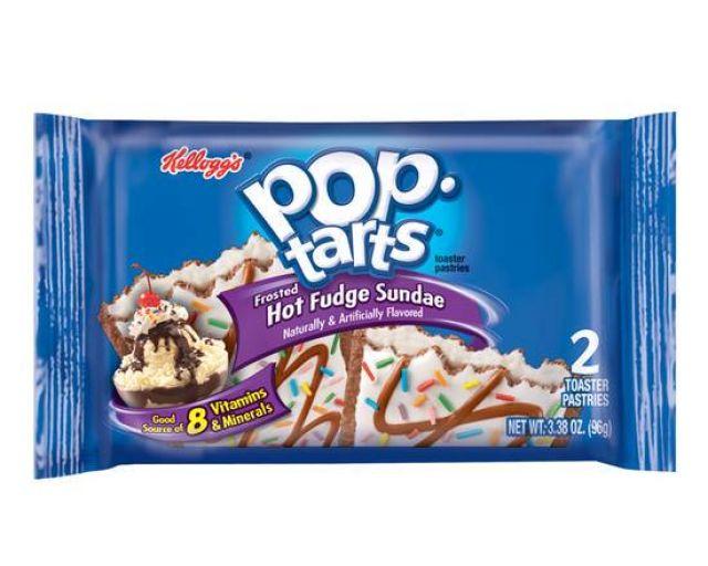 Pop-Tarts 2-Pack Frosted Hot Fudge Sundae 96g