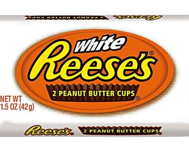 Reese's White Peanut Butter Cups 40g