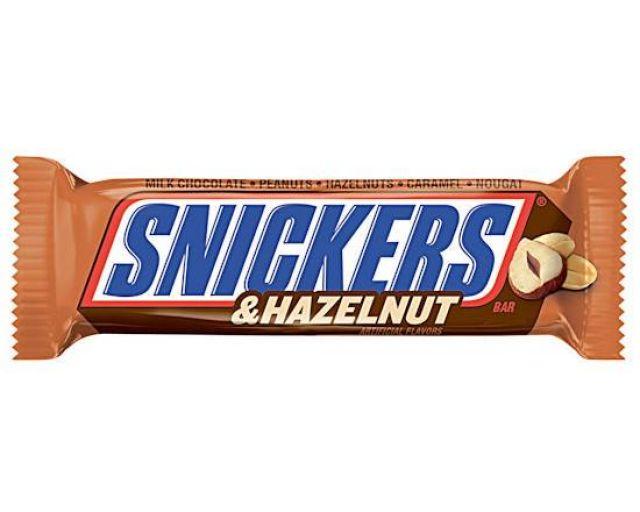 Snickers Hazelnut 49g